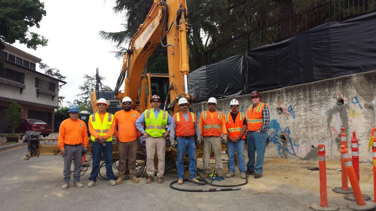 Groundforce Team Foundation Repair San Diego