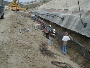 landslide repair