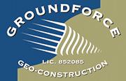 Groundforce Crew Geotech Services San Diego Logo