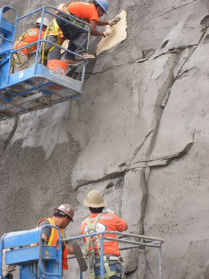 Groundforce Commercial Retaining Wall Repair