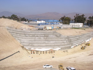 Soil Nail Wall Construction