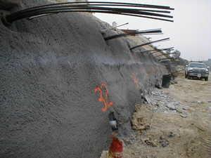 slope repair