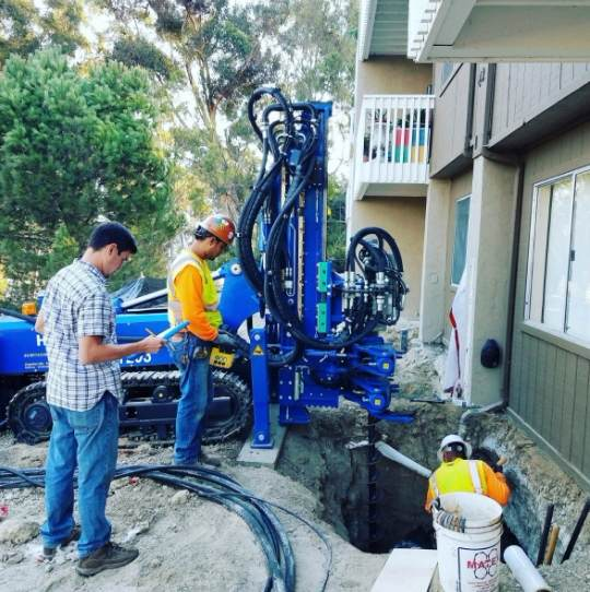 Reticulated Micro Piles-Oceanside-Groundforce-San-Diego-2017-10-15
