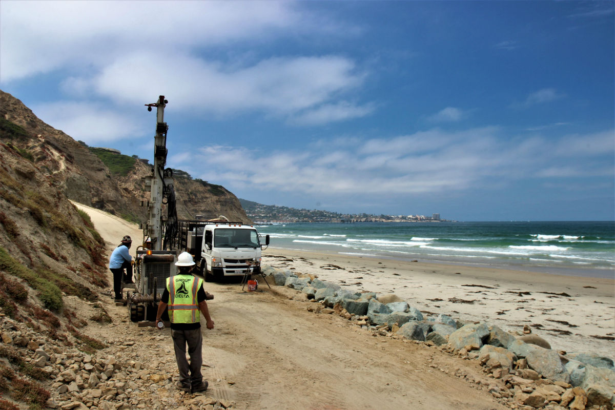 Seawall Construction-San-Diego-Groundforce-Geotech-Services