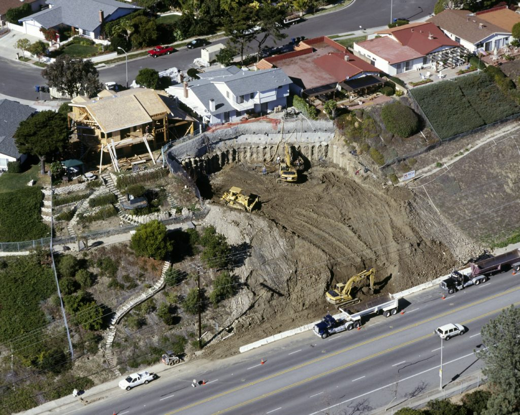 slope repair san juan capistrano Ground Force Geo Tech and Geo Construction